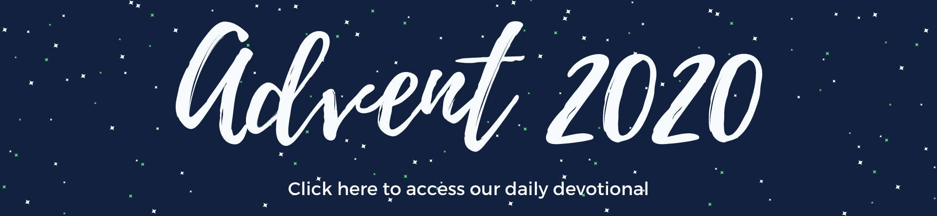 Advent 2020 graphic - click to view devotional